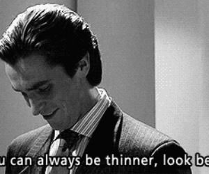 american psycho and quote image