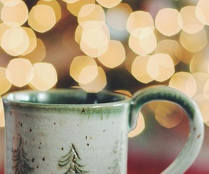 cup and xmas image