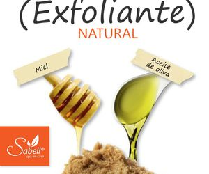 natural, tips, and exfoliante image