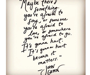 john green, life, and quote image