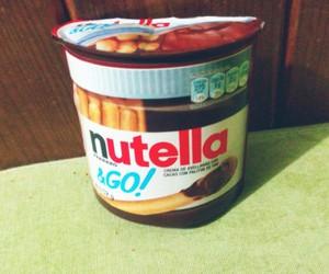 nutella ferrero chocolate image