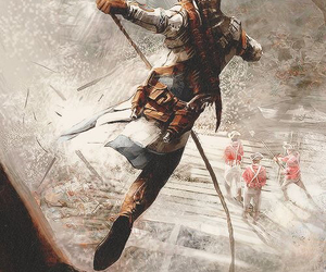 assassin's creed, Connor, and connor kenway image