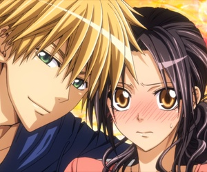 anime, usui takumi, and kaichou wa maid sama image