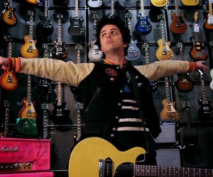 alternative, billie joe armstrong, and music image