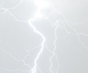 lightning and pale image