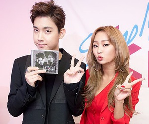 hyorin, 효린, and jooyoung image