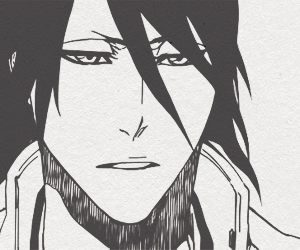 bleach, anime, and kuchiki byakuya image