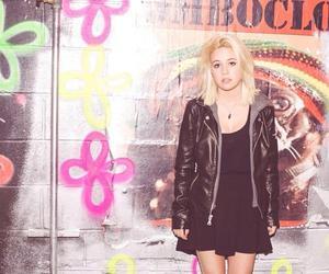 art, blonde, and beautiful image