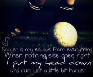 escape, football, and soccer image