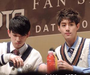 JR, mark, and fansigning image