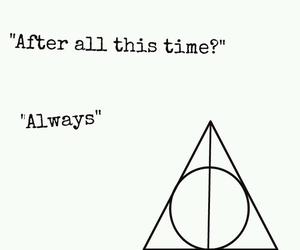 always and harry potter image