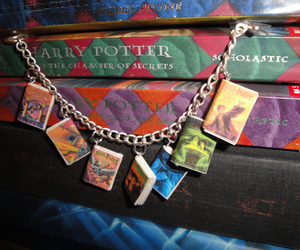 bracelet, jewelry, and harry potter image