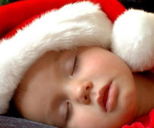 lovely, baby sleep, and cute image