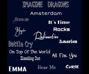 all and imagine dragons image