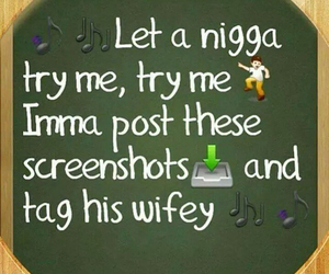 screenshots, tryme, and a true side hoe image
