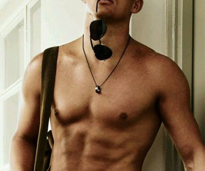 channing tatum, handsome, and sexy image