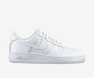 nike and air force 1's image