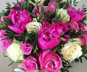 flowers, style, and love image