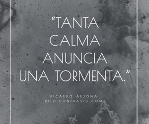 calma and tormenta image