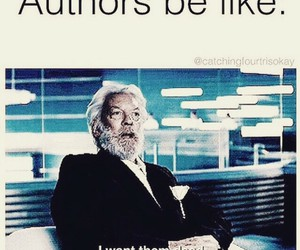 author and hunger games image