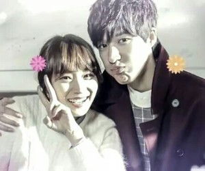 high school love on, baek seung heon, and jung yoo min image
