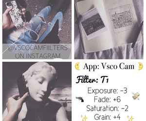 filter, instagram, and vscocam image