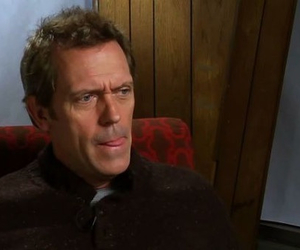 hugh laurie, cute, and tongue image
