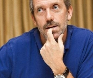 hugh laurie and cute image