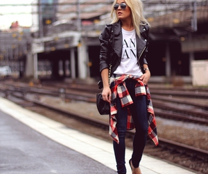 fashion, style, and blonde image