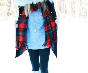 clothes, cold, and outfits image