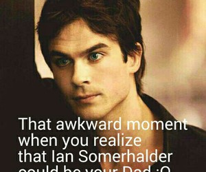 awkward, ian somerhalder, and love image