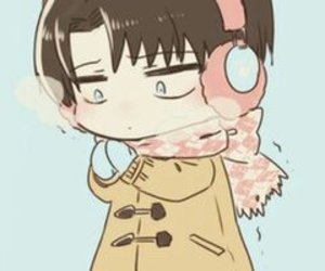 chibi and levi image