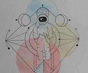 amazing, art, and astrology image