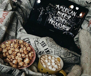 american, tablet, and american horror story image