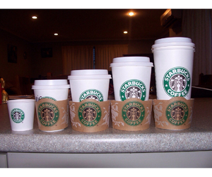 cappuccino, coffee, and starbuck image