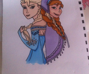 frozen and anna and elsa image