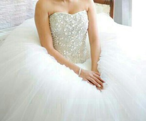 Dream, dress, and wedding image