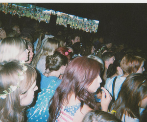 concert, music, and people image