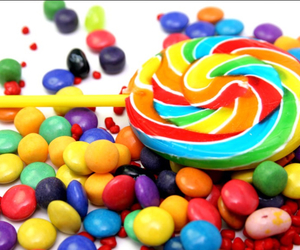 background, lolly pop, and candy image