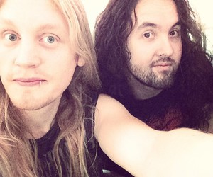 dragonforce, marc hudson, and fred leclercq image