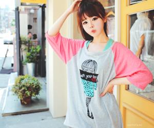 cute, ulzzang, and korean image