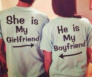 love, boyfriend, and couple image