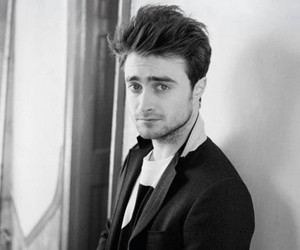 daniel radcliffe, harry potter, and Hot image