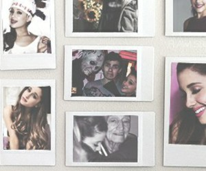 chistmas, icons, and ariana grande image