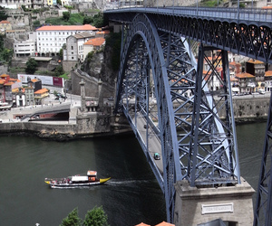 bridge and portugal image