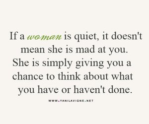 woman, quote, and text image