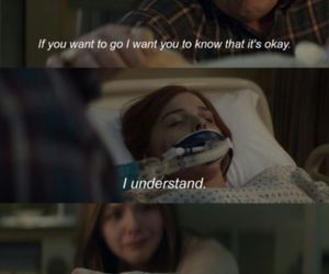 dying, quotes, and love image
