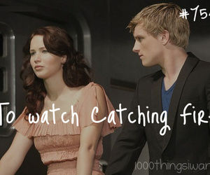 hunger games, catching fire, and 154 image