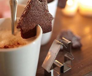 chocolate, hot ​chocolate, and coffee image