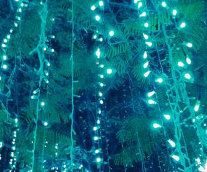 christmas, green, and grunge image